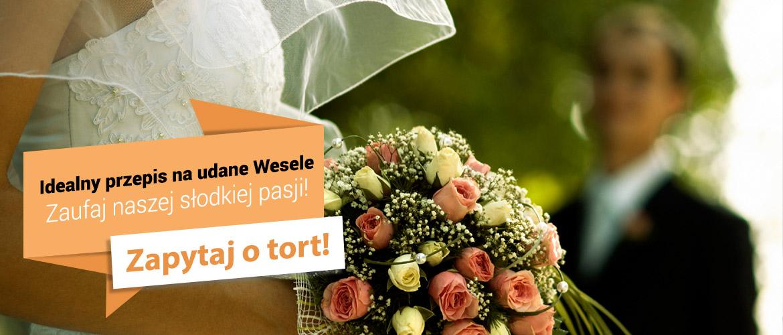 Torty weselne na zamówienie Warszawa